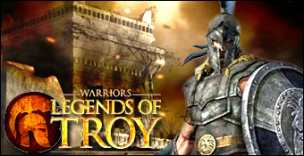 Warriors : Legends of Troy - TGS 2010