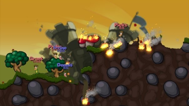 Worms 2 : Armageddon de sortie sur PS3