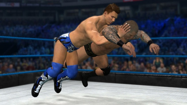 Smackdown vs Raw devient WWE 12