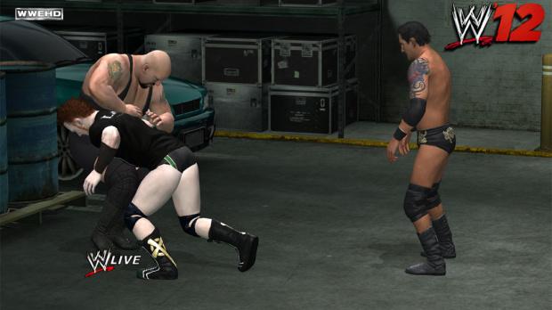 WWE 12: Le mode Road to Wrestlemania en images