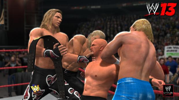 Images et vidéo de WWE'13