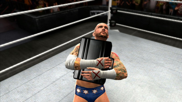 WWE 2K14 dévoile son DLC