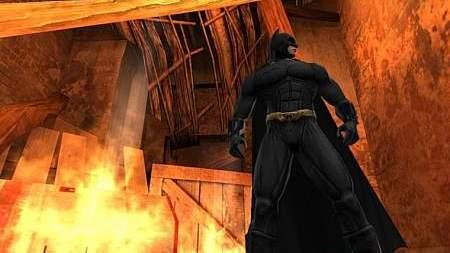 Batman Begins : nouveaux screens