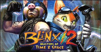 Blinx 2 : Masters Of Time & Space