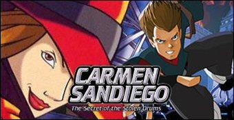 Carmen Sandiego : The Secret Of The Stolen Drums