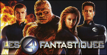 Test de les 4 fantastiques sur xbox par - La femme invisible 4 fantastique ...