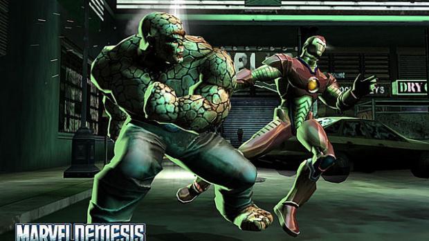 Marvel Nemesis vous présente Ben Grimm