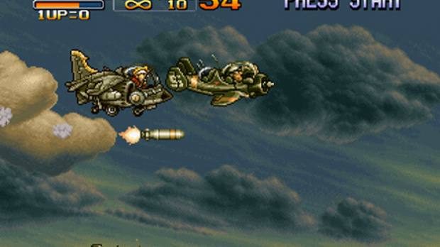 Metal Slug 3 et Advance en Europe