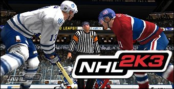 NHL 2K3