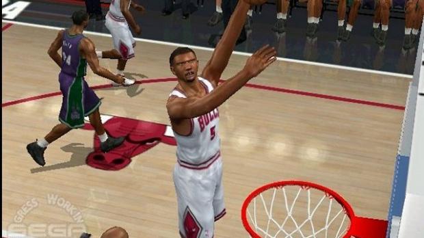 NBA 2K3 en images