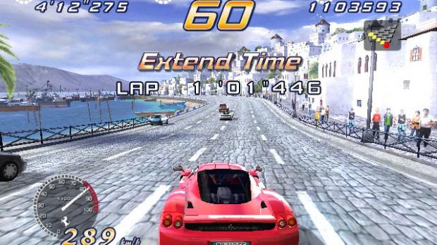 Outrun 2 : viens frimer sur ma Xbox