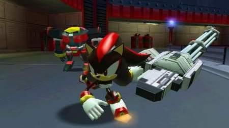 Oldies : Shadow the Hedgehog