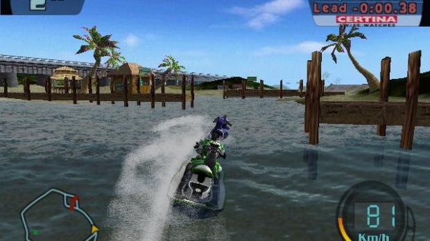 Splashdown Xbox en images