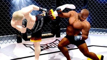 UFC Xbox