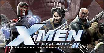 X-Men Legends 2 : L'Avenement d'Apocalypse