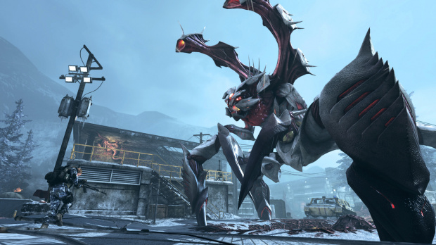 Call of Duty : Ghosts – Extinction, L'invasion alien continue