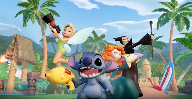 Disney Infinity 2.0 : Le Toy Box Combo est disponible