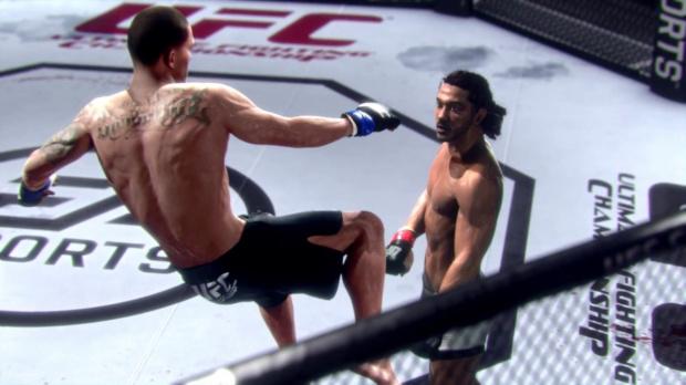 EA Sports UFC : Une démo pour le 3 juin