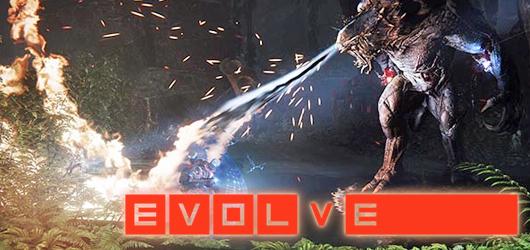 Evolve - E3 2014