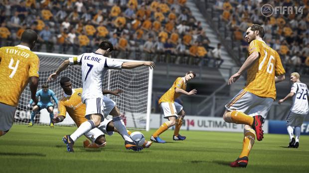 FIFA 14 aussi sur mobile