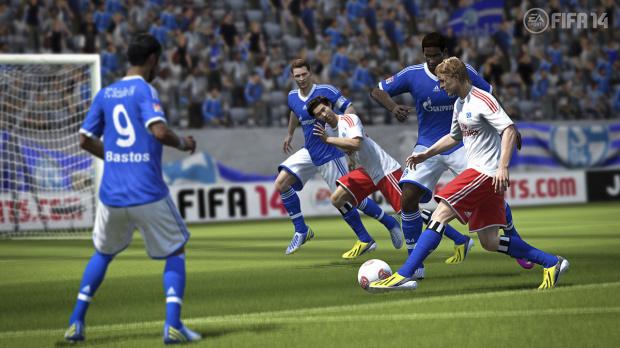FIFA 14 gratuit avec la Xbox One ?