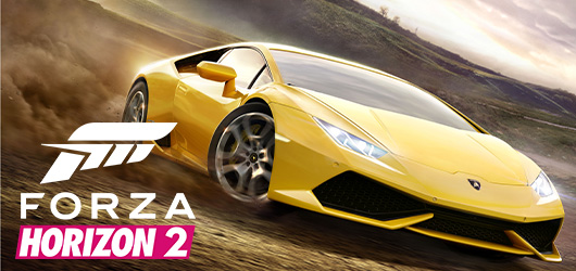 aper u du jeu forza horizon 2 e3 2014 sur one. Black Bedroom Furniture Sets. Home Design Ideas
