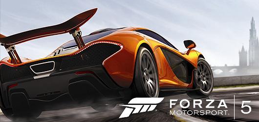 Forza Motorsport 5 - E3 2013