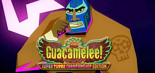 GDC 2014 - Guacamelee! : Super Turbo Championship Edition