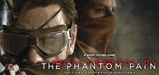Metal Gear Solid V : The Phantom Pain - E3 2014