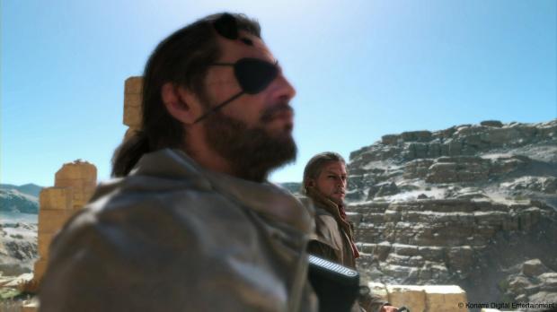 Metal Gear Solid 5, peut-être avec Kinect