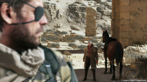 26 minutes de gameplay pour MGS 5