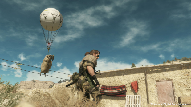 Gamescom 2014 : Metal Gear Solid 5 : The Phantom Pain, c'est dans la boîte !