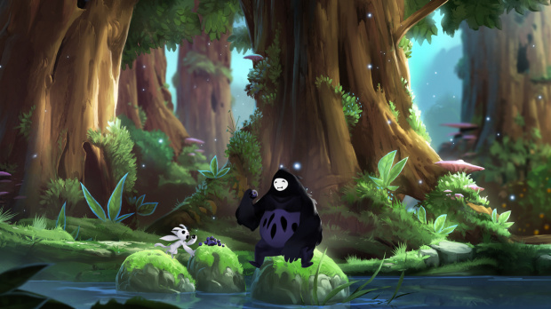 Gamescom : Images de Ori and the Blind Forest