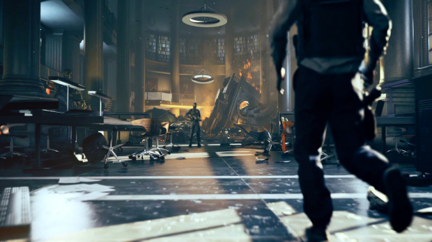 Images de Quantum Break