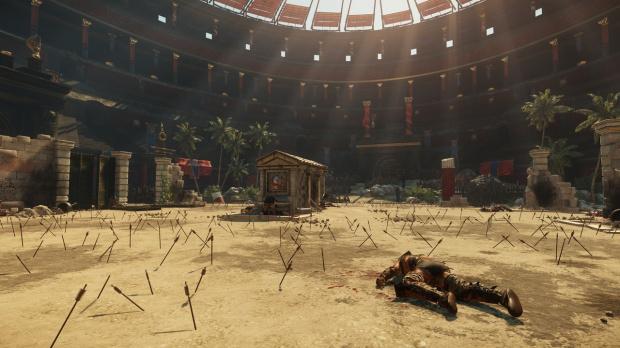 Nouveau DLC disponible pour Ryse : Son of Rome