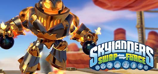 Skylanders : Swap Force - E3 2013