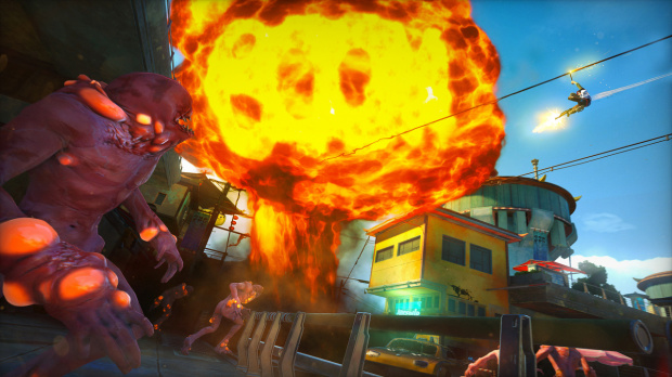 E3 2014 :  Sunset Overdrive, date de sortie