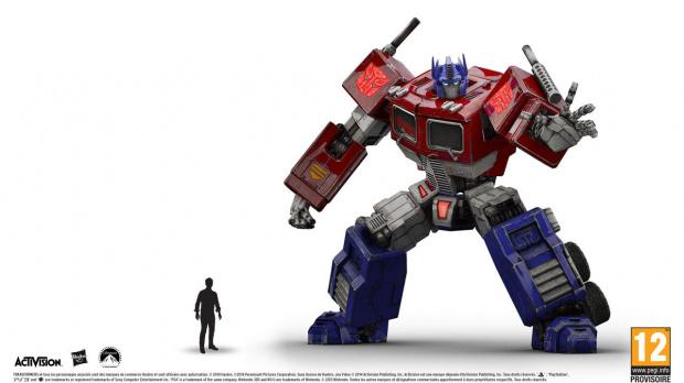 Portraits-robots du prochain Transformers