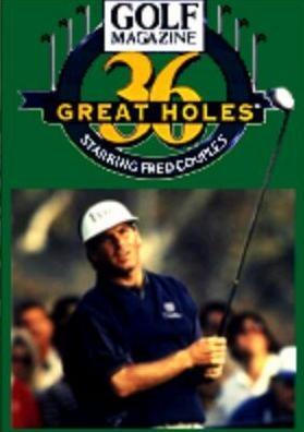 36 Great Holes sur 32X