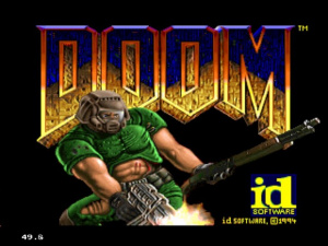 Doom sur 32X