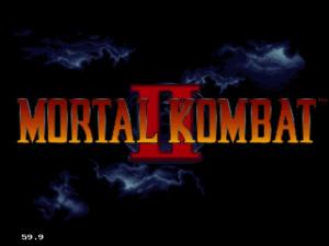 Mortal Kombat II sur 32X