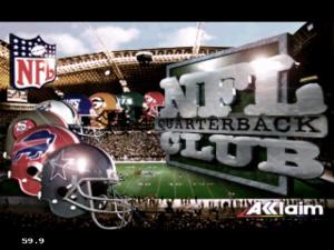 NFL Quarterback Club sur 32X