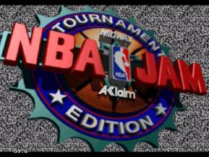 NBA Jam : Tournament Edition sur 32X