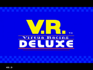 Virtua Racing Deluxe sur 32X