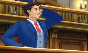 Ace Attorney 5 en Europe en images