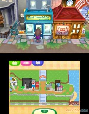 Solution complète : La rue commerçante