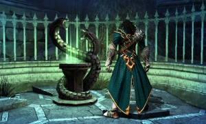 E3 2012 : Images de Castlevania 3DS