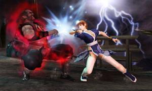 Dead or Alive Dimensions dans le line-up de sortie 3DS