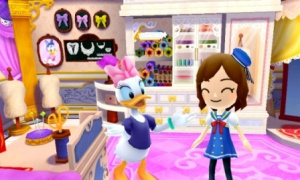 Disney Magic Castle sur 3DS, un Animal Crossing chez Mickey
