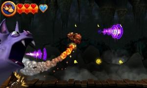 Des infos supplémentaires pour Donkey Kong Country Returns 3D